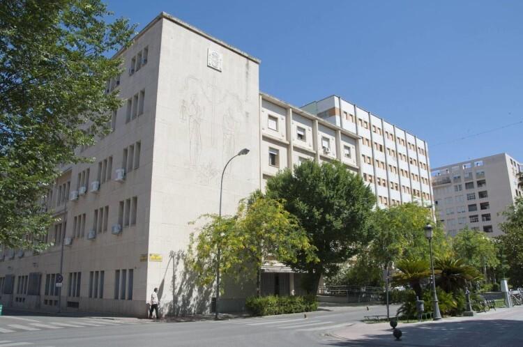 edificio audencia provincial juzgados