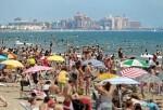 32,8 millones de turistas extranjeros llegaron a España hasta el mes de junio.