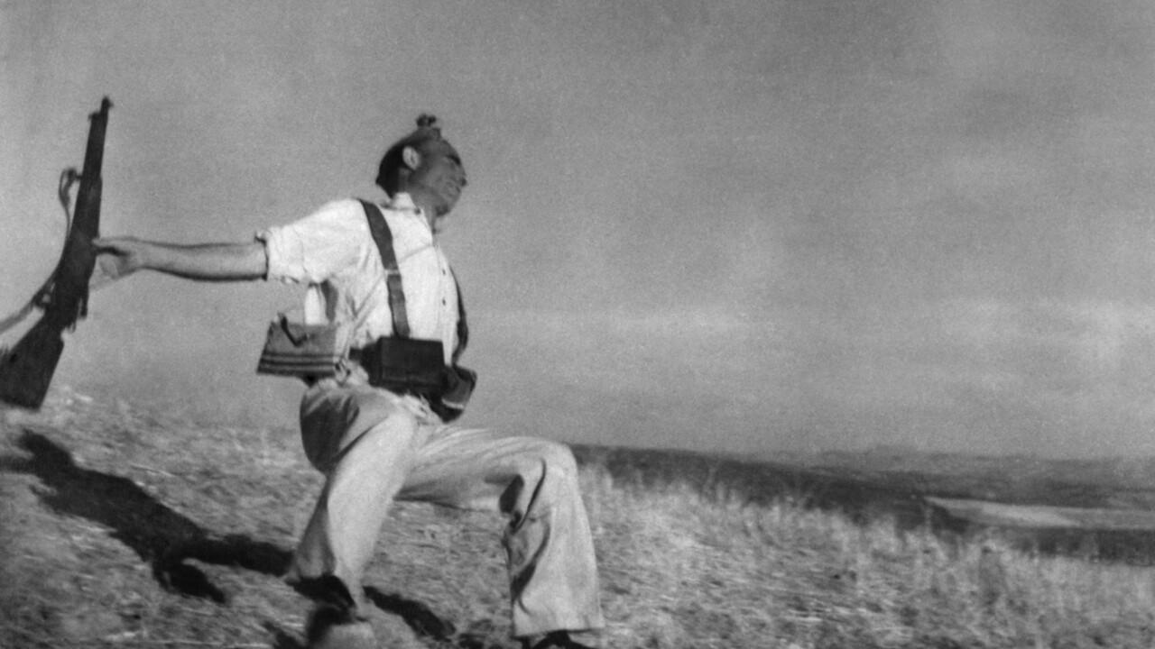 80 años de la Guerra Civil Española desde el lente de Robert Capa (1)