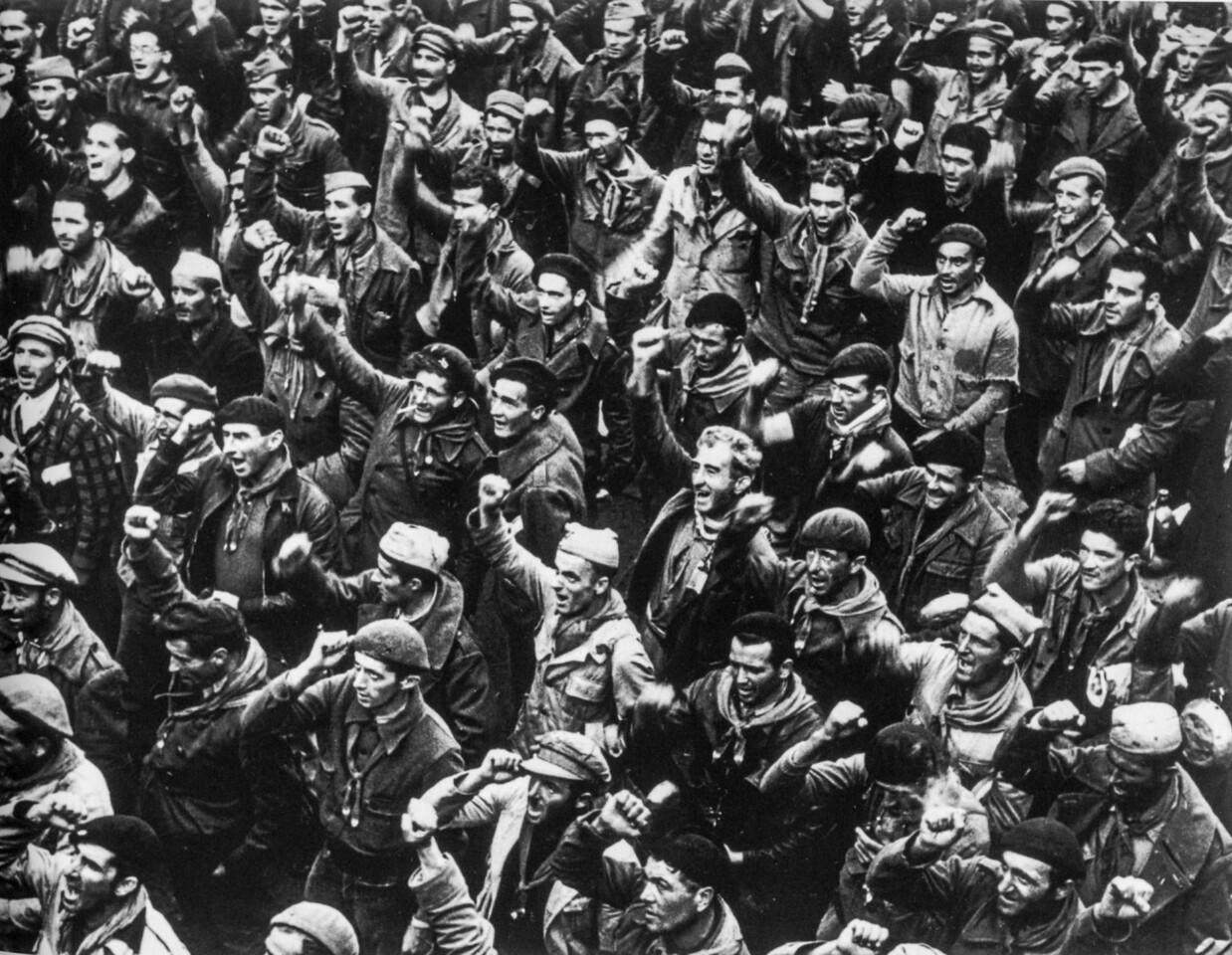 80 años de la Guerra Civil Española desde el lente de Robert Capa (10)