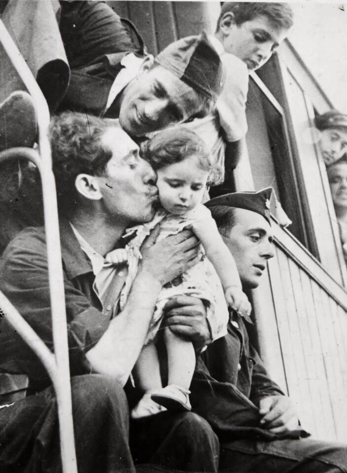 80 años de la Guerra Civil Española desde el lente de Robert Capa (11)