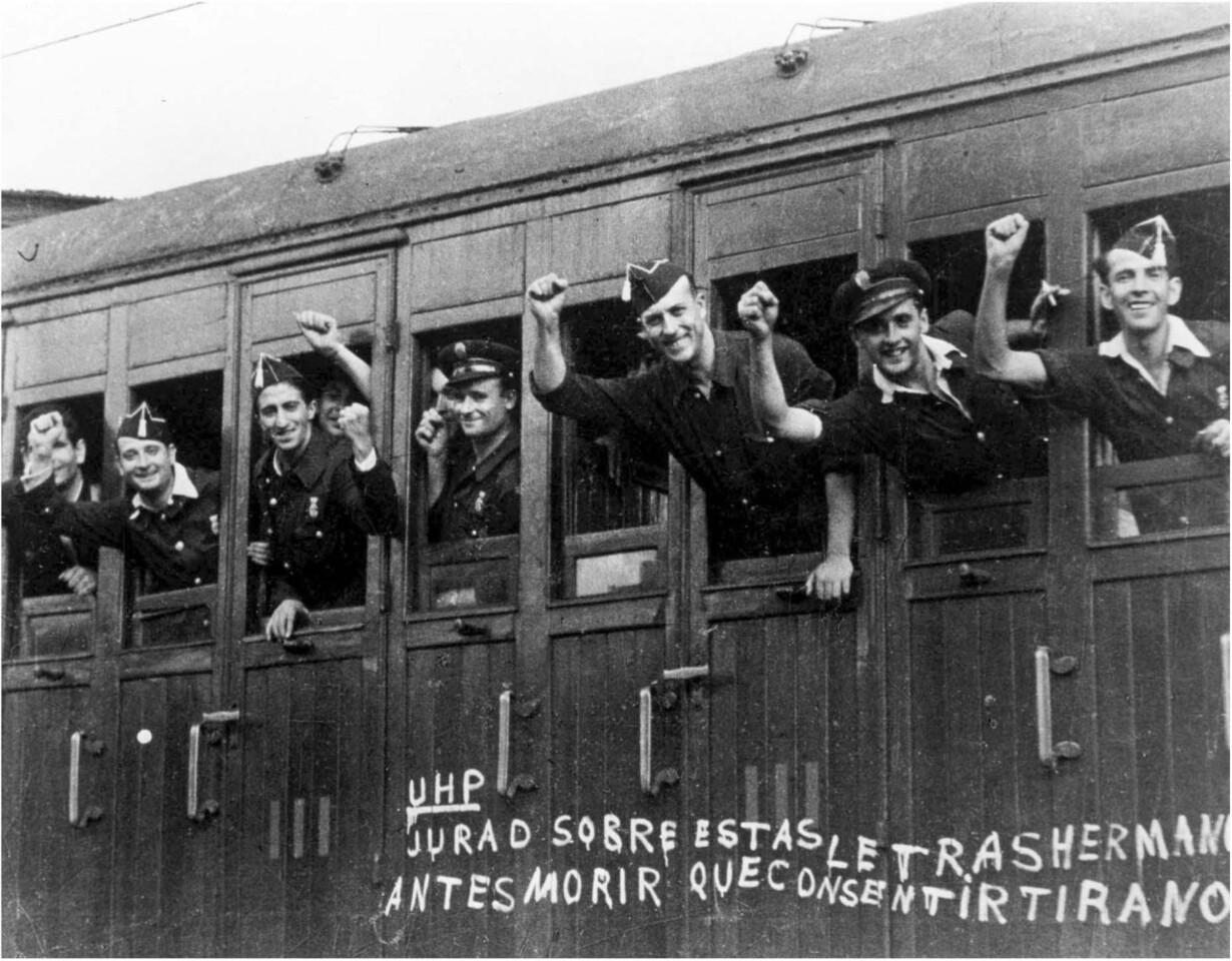 80 años de la Guerra Civil Española desde el lente de Robert Capa (4)