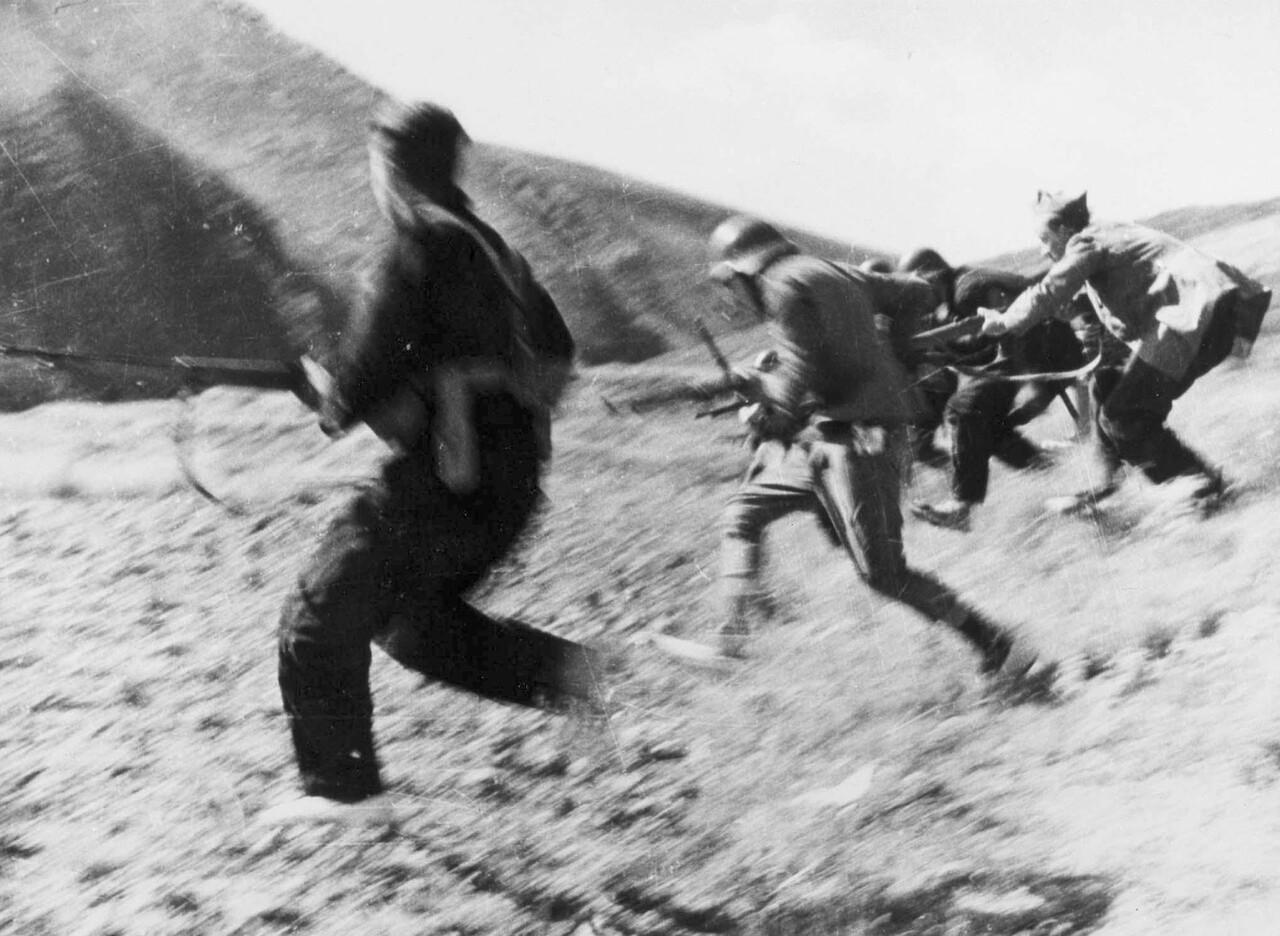 80 años de la Guerra Civil Española desde el lente de Robert Capa (6)