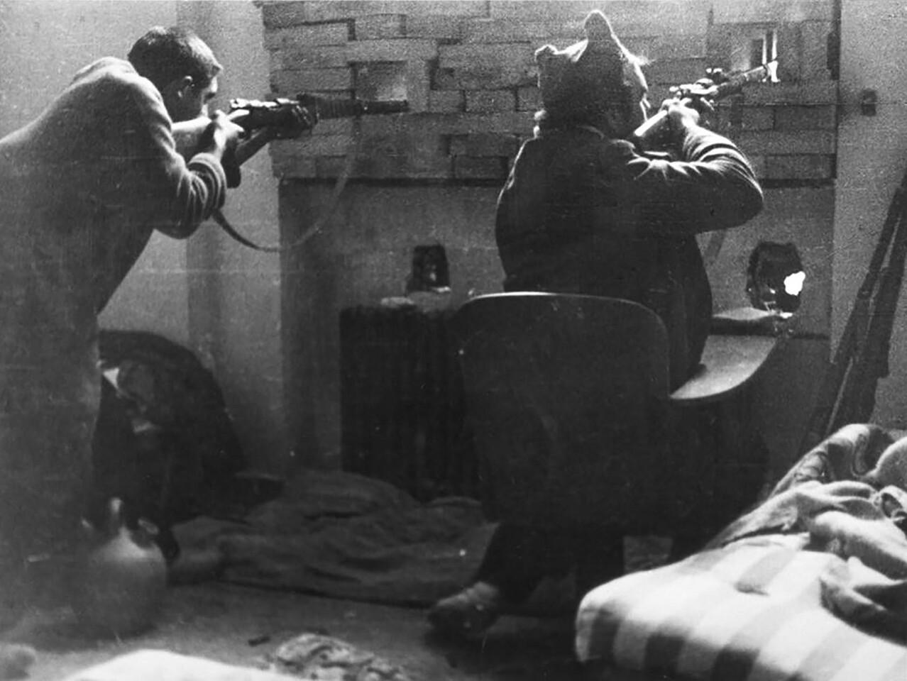 80 años de la Guerra Civil Española desde el lente de Robert Capa (7)