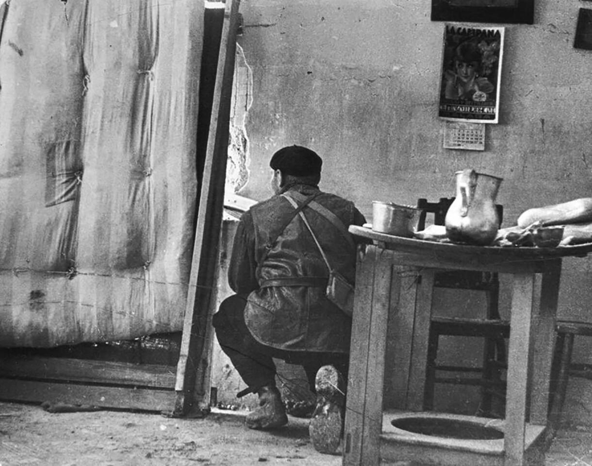 80 años de la Guerra Civil Española desde el lente de Robert Capa (8)