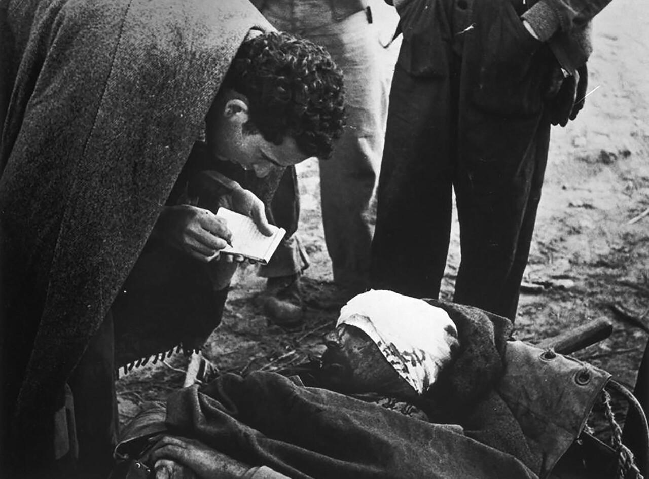 80 años de la Guerra Civil Española desde el lente de Robert Capa (9)