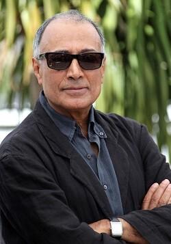 Abbas Kiarostami.