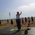 Actividades gratuitas en la playa.