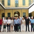 """Aguar y Peris refuerzan su """"oposición sensata"""" en el primer año de Ciudadanos en la Diputación."""