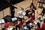 Aomori Prefecture High School Band de Japón gana la sección tercera del certamen de Bandas de Música.