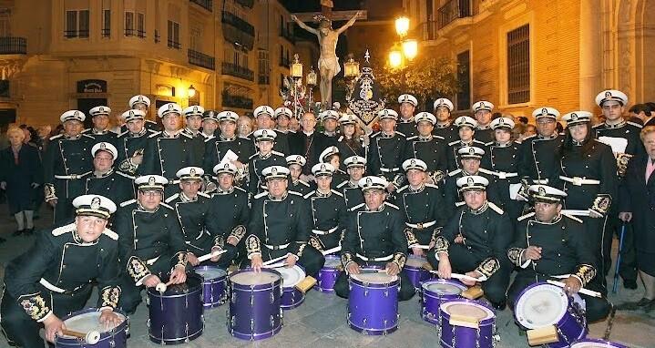 Banda de Cornetas y Tambores Santísimo Cristo de los  Necesitados de Aldaia.