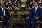 Barack Obama y Felipe VI destacaron la estrecha relación entre los Estados Unidos y España.