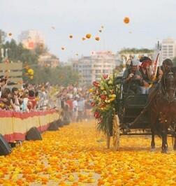 Batalla de Flors.