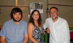 Carlos Perez, Carmen Juan, Ximo Perez