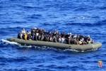 Cerca de 7.500 migrantes fueron rescatados en el Canal de Sicilia durante la semana pasada.