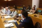 Ciudadanos celebra la aprobación de una de sus enmiendas para que la nueva RTVV tenga un techo de gasto público.