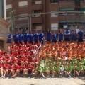 Concluye la primera semana del Campus Multideportivo Petxina 2016.