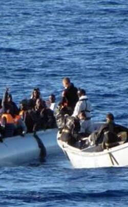Desde el inicio del año un total de 84.000 personas fueron salvadas en el mar.