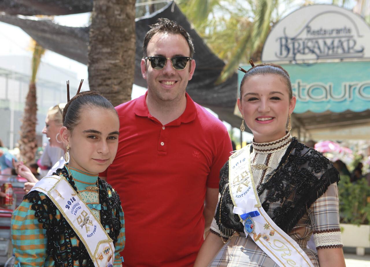 Dia de les paelles a les Festes de Sant Pere (4)