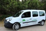 El Ayuntamiento adquiere un nuevo vehículo eléctrico para el servicio Devesa-Albufera.