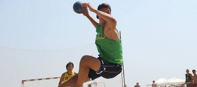El Ciutat de València de Balonmano Playa tendrá lugar del 22 al 24 de julio en la zona de las Arenas de la playa de la Malva-rosa.