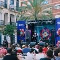 El Correfira conquista el Canyamelar con una jornada festiva dedicada al humor, la magia y la música.