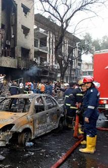 El Estado Islámico asumió la autoría del ataque.