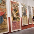 El MuVIM inaugura la exposición 'Bous a la paret'. (Foto-Abulaila).
