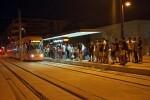 El TRAM de Alicante supera el millón de viajeros durante el pasado mes de junio.