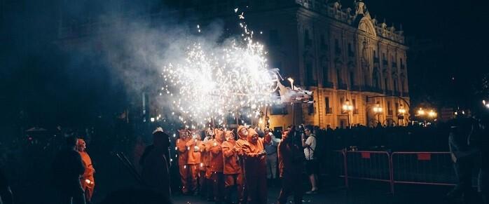 El recorrido comenzó en la calle de Colón y acabó en la plaza de la Puerta del Mar.