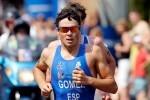El triatleta Gómez Noya se fractura el brazo y no asistirá a los Juegos Olímpicos de Río.