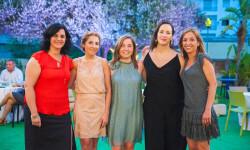 Equipo directivo mujeres de B&B - Marian Marin, Laura Hervás, Estefanía Vila, Sonia González, Maribel Chirivella