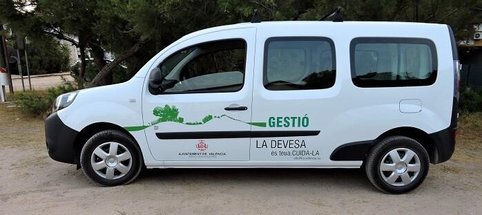 Es el segundo vehículo adquirido para el Servicio Devesa-Albufera desde el inicio del mandato.