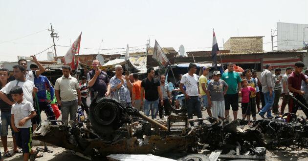 Este ataque ocurrió en la madrugada del domingo en el distrito de Karada. (Imagen de archivo).