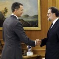 Felipe VI iniciará el próximo martes la ronda de consultas.
