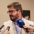 Fran Hervías- 'Ciudadanos es fuerte en la Comunitat Valenciana y por ello, ha revalidado los cinco diputados nacionales'.