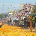 Fuset asegura que la Batalla de Flores del 125 aniversario será la más participativa de las últimas décadas.