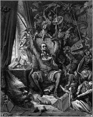 Gustave Doré, grabado para ' class=