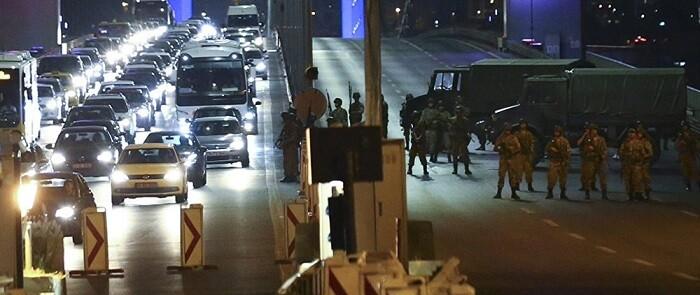Hay 1.154 heridos en el intento por deponer al presidente turco.
