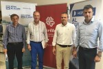 Hidraqua y sus empresas participadas colaboran con la alimentación de 800 familias sin recursos de la provincia de Alicante.