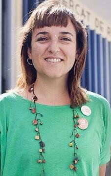Isabel Lozano.