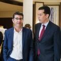 Jorge Rodríguez reivindica el papel de los jóvenes alcaldes socialistas en el nuevo PSPV. (Foto-Abulaila).