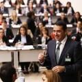 FORMACION A LA CUARTA PROMOCION DE DIRECTIVOS 2014, REALIZADA POR EL MIEMBRO DEL COMITE,  JOSE JORDÁ, DIRECTOR GENERAL DE RRHH Y TIENDAS.