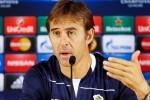 Julen Lopetegui fue presentado como el nuevo entrenador de la selección española.