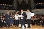 La Banda Sinfónica la Lira de Pozuelo gana la sección de honor del Certamen Internacional de Bandas de Música 'Ciudad de Valencia'.