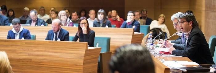 La Diputación convoca a los alcaldes y alcaldesas a una reunión el próximo jueves para informarles de los pasos a seguir.
