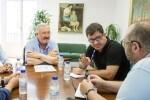 La Diputación estudia impulsar un plan de ocupación para mayores de 45 años en riesgo de exclusión social. (Foto-Abulaila).