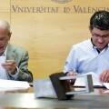 La Diputación firma un convenio con la Universitat para dinamizar la Plaza de Toros como icono sociocultural.