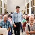 """La Diputación garantiza que defenderá """"hasta el final"""" a los alcaldes en el conflicto con Inspección de Trabajo (Foto-Abulaila)."""