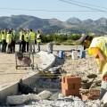 La Diputación invierte 1,1 millones en acondicionar la carretera de Moixent por la que pasará la Vuelta a España